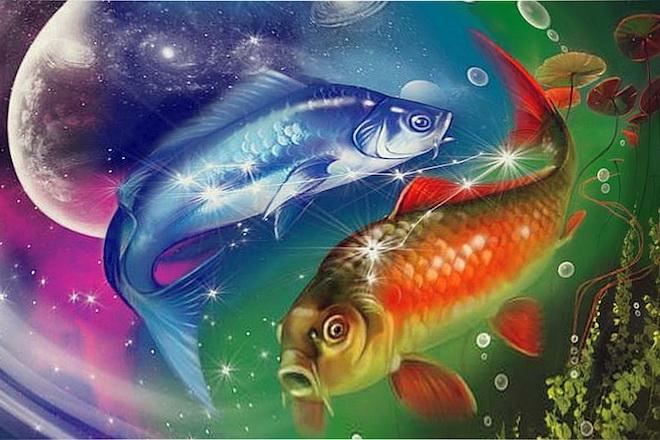 Рыбы – это самый таинственный знак зодиака