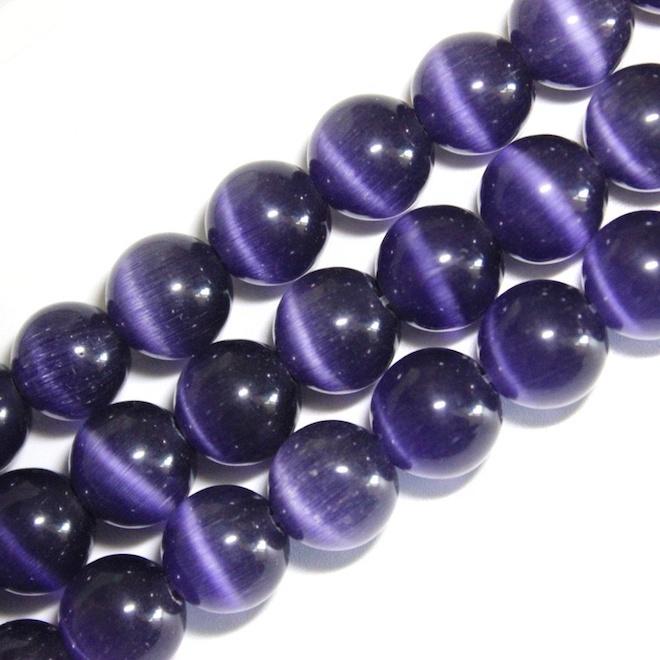 Камень фиолетового цвета стабилизирует эмоциональный фон