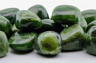 Жадеит – камень с богатой историей