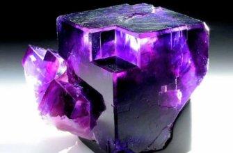 Флюорит камень считается одним из наиболее красивых минералов