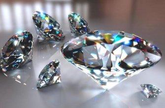 Химическая формула алмаза предельно проста