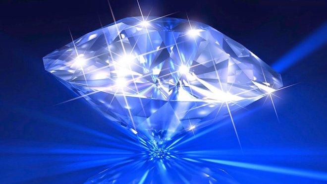 Формула алмаза
