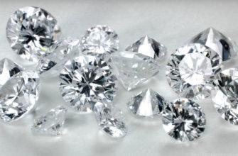 Бриллиант самый дорогой минерал