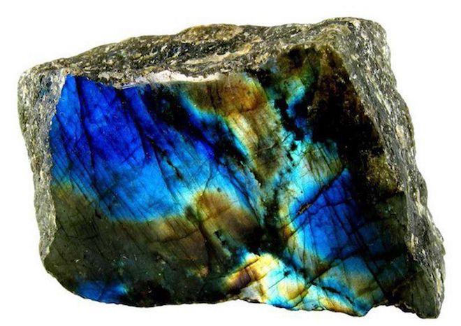 Лабрадорит камень