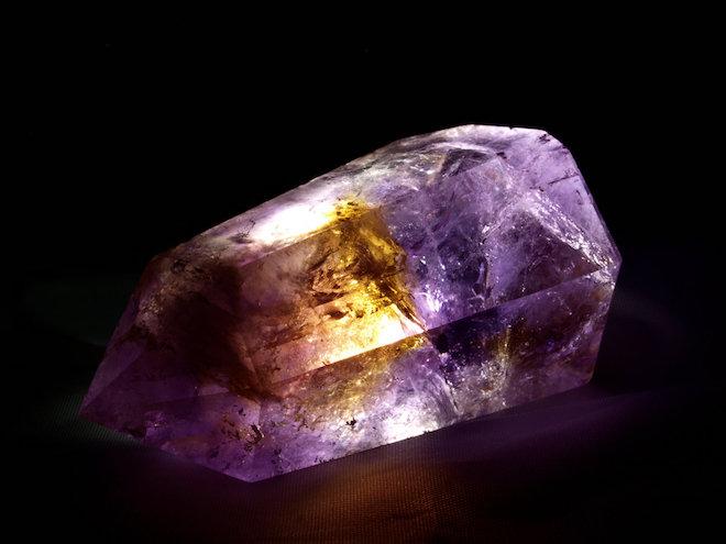 Магические свойства аметрина