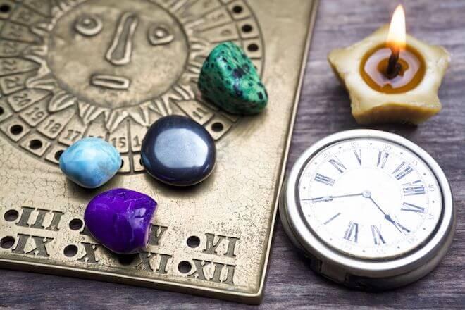 Выбор астрологического камня
